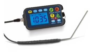 AG-102 Ag-Medix Veterinary Thermometer for Livestock, Cattle, Horse and Other Large Animals from MeterMall