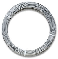 "CABLE-1-300  1/16"" Stainless Steel Cable 300ft"