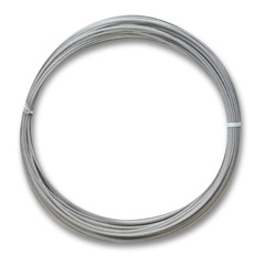 "CABLE-1-50  1/16"" Stainless Steel Cable 50ft MAIN"