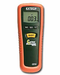CO10 Carbon Monoxide Meter