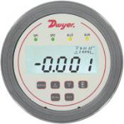 Dwyer DH3 Digital Differential Pressure Controller.  LCD, relay control and transmitters all in one. MAIN
