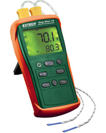 EasyView™ Dual Input Thermometers