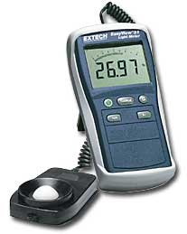 EA31  EasyView Light Meter