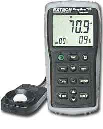 EA33  EasyView Widest Range Light Meter