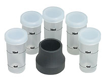 EX006 Weighted Base and Solution Cups Kit MAIN
