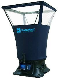 Kanomax 6710 TABmaster Air Capture Hood from MeterMall USA