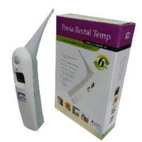 Pavia Rectal Temp Thermometer for Pets and Farm Animals
