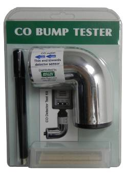 CO101 Regin CO Carbon MonoxideBump Tester. Bump-test commercial CO monitors safely, economically, reliably.