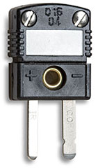 SMC-J Type J Subminiature Thermocouple Connector