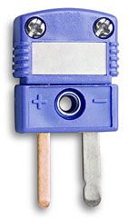 SMC-T Type T Subminiature Thermocouple Connector