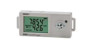 UX100-011 HOBO Temperature and Humidity Data Logger