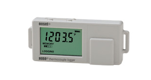 UX100-014M HOBO Type J, K, T, E, R, S, B, N Thermocouple Data Logger