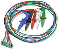 A-WNB-LEADSET  Voltage Input Lead Set for HOBO data loggers