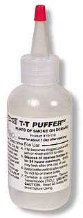 15-120 Tel-Tru Smoke Puffers; Chemical smoke for air flow studies and leak tests from MeterMall USA