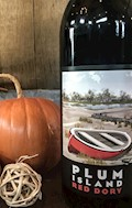 Mill River Winery's Plum Island Red Dory LARGE