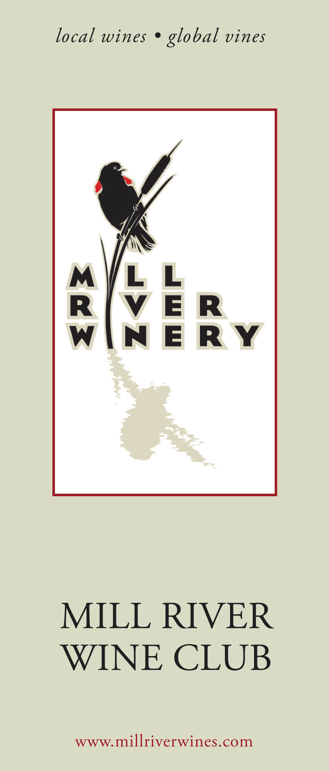 Mill River Wine Club LARGE