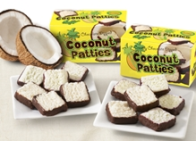 2 8oz Boxes Coconut Patties THUMBNAIL