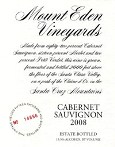 2008 Mount Eden Estate Bottled Cabernet Sauvignon, Santa Cruz Mountains_THUMBNAIL