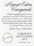 2013 Mount Eden Estate Bottled Cabernet Sauvignon, Santa Cruz Mountains_THUMBNAIL