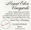 2014 Mount Eden Estate Bottled Chardonnay, Santa Cruz Mountains THUMBNAIL