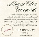 2016 Mount Eden Estate Bottled Chardonnay, Santa Cruz Mountains THUMBNAIL