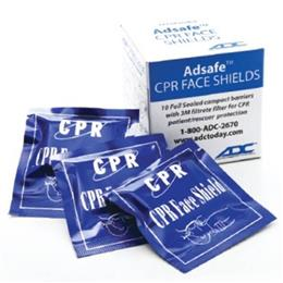 CPR Face Shield, Disposable THUMBNAIL