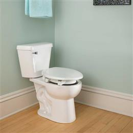 "Clean Shield 3"" Elevated Toilet Seat, Round or Elongated THUMBNAIL"