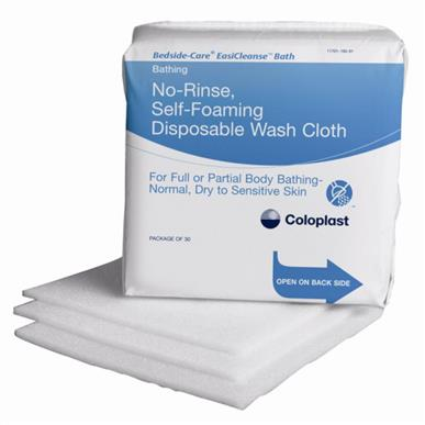 Bedside-Care® EasiCleanse™ Bath Cloths MAIN