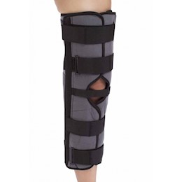 3 Panel Knee Splint Immobilizer THUMBNAIL