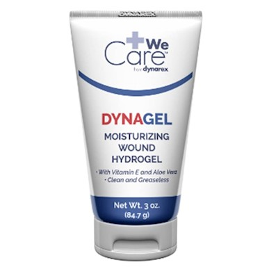DynaGel Moisturizing Wound Hydrogel MAIN