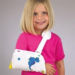 Pediatric Cradle Arm Sling THUMBNAIL