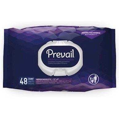 photo of First Quality prevail disposable wipes MAIN