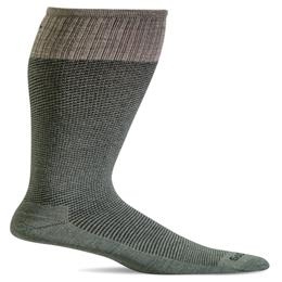 Compression Sock, Bart, Men's Knee High, 15-20 mmHg THUMBNAIL