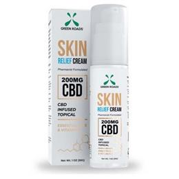 CBD Skin Relief Cream THUMBNAIL