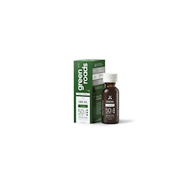 Green Roads CBD broad spectrum might strength oil 1500mg THUMBNAIL