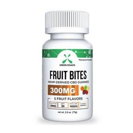 CBD Fruit Bites 300mg THUMBNAIL