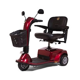 photo of Golden Technologies Companion Mid-Size 3 Wheel scooter THUMBNAIL