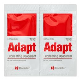 78501 Hollister Adapt Lubricating Deodorant Packets