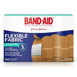 Adhesive Bandages, Band-Aid Type THUMBNAIL