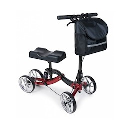 Knee Walker with Shock Absorber THUMBNAIL