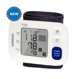 Wrist Blood Pressure Monitor, Omron BP6100 THUMBNAIL