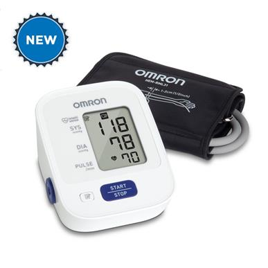 Automatic Inflation Blood Pressure Monitor, Omron 3 Series, BP7100 MAIN