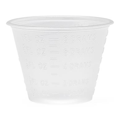 Medicine cups, dry or liquid medicine, sleeve or case MAIN