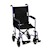 "photo of Nova 327B 17"" Transport Chair with Fixed Arms SWATCH"