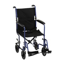 Wheelchair, Transport/Companion Lightweight THUMBNAIL