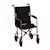 "photo of Nova 327R 17"" Transport Chair with Fixed Arms SWATCH"