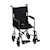 "photo of Nova 329BK 19"" Transport Chair with Fixed Arms SWATCH"