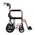 "photo of Nova 330R 20"" Transport Chair with 12"" Rear Wheels side view SWATCH"