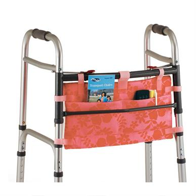 photo of Nova 4001AP Folding Walker Bag Aloha Pink MAIN