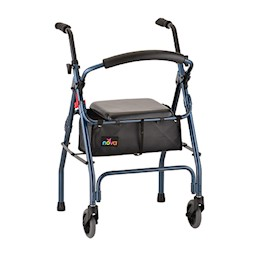 photo of Nova Cruiser II Rolling Walker 4201BL THUMBNAIL